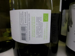Domaine de Brau, chardonnay - 'Suitable for Vegans'