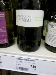 Domaine de Brau, Chardonnay