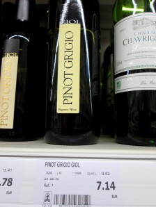 Giol, Pinot Griggio