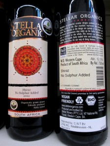 Stellar Organics, 'Vegan Friendly'
