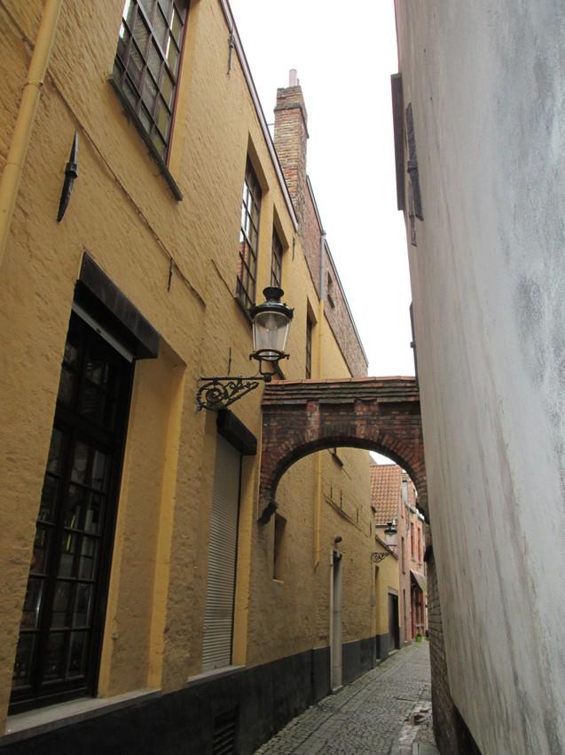 Kleine Sint Amandsstraat, Brugge