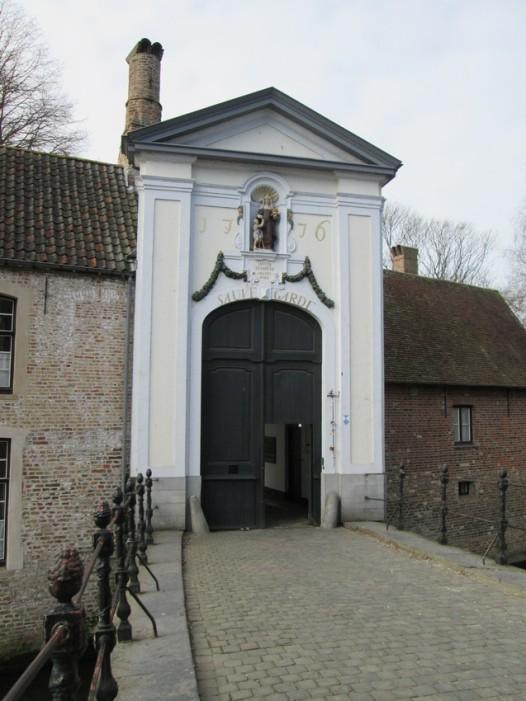 entrance Begijnhof