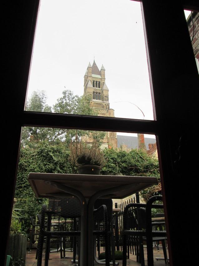 Saint-Salvator church, Bruges