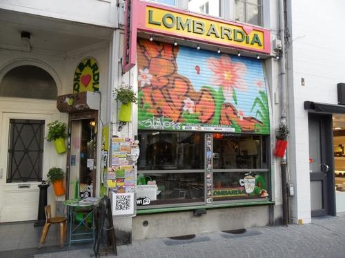 Lombardia, Antwerp