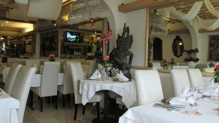 Restaurant Bali Wommelgem The Bruges Vegan - Table 41 restaurant