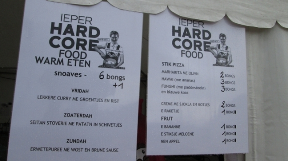 Ieperfest catering