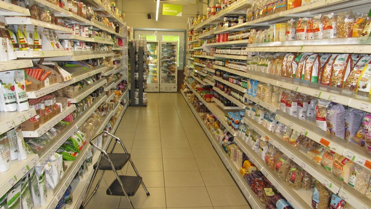 shopping @Biovita, Bruges