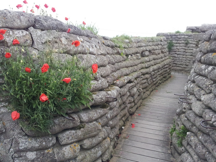 Trenches of Death, Diksmuide