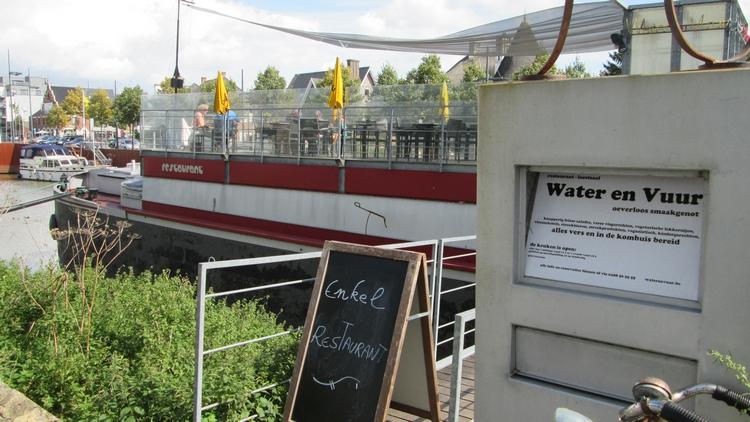 Water en Vuur, Diksmuide
