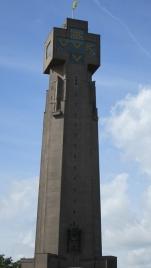 IJzertoren/ Yser Tower, Diksmuide