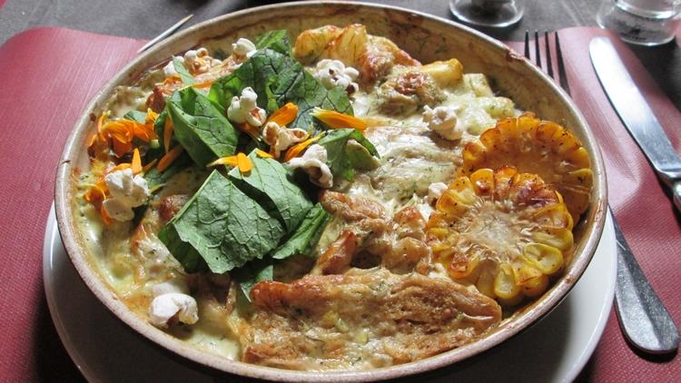 Seitan stew, 19€