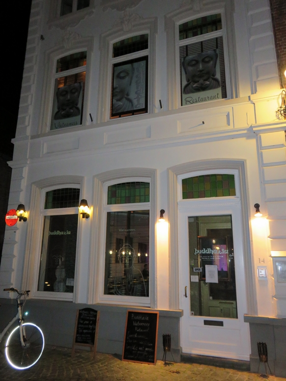 restaurant Buddhasia, Bruges