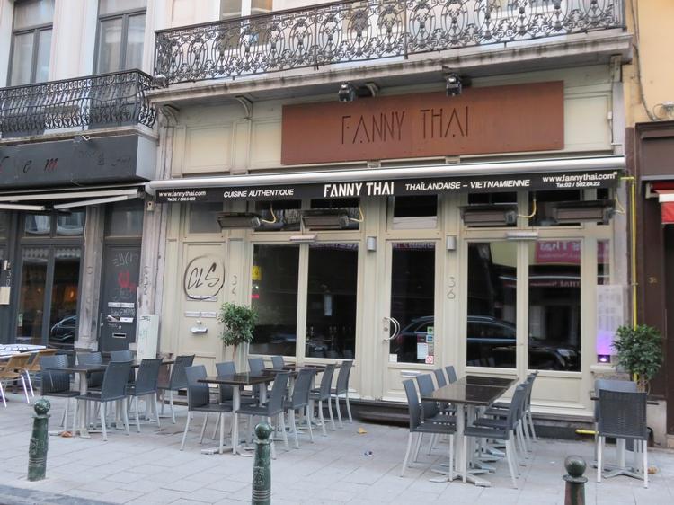 Fanny Thai, Brussels