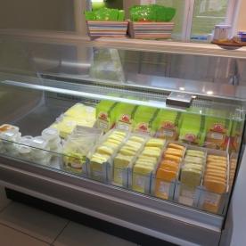 vegan cheeses @SHAVT
