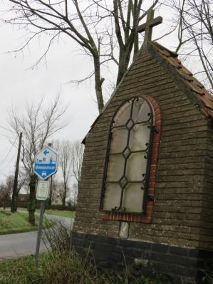 Chapel, Molenlandroute (mill route)