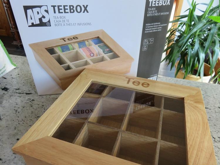 Teabox, 25,49€