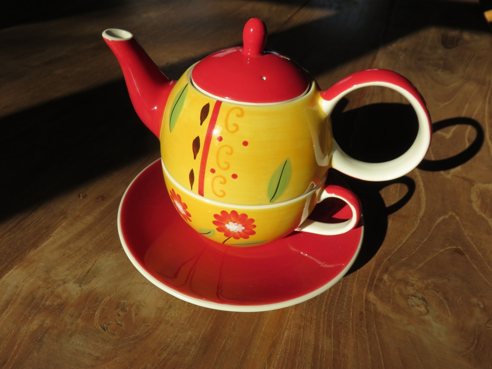 tea for one pot