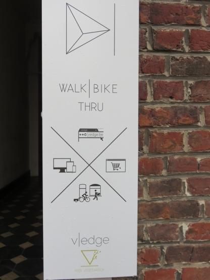 V|edge Concept store, Ghent