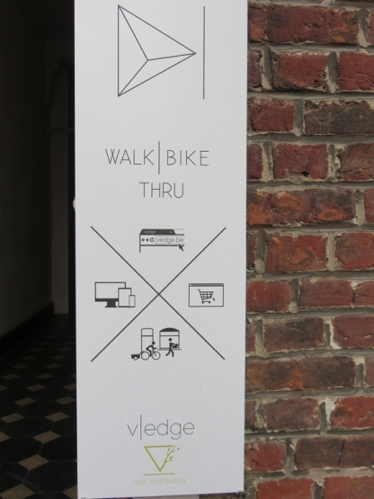 V|edge Concept store, Ghent
