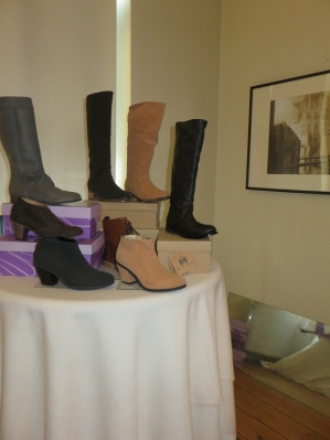 vegan boots @V|edge