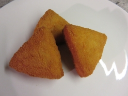 Vegan cheese croquette YASAI!