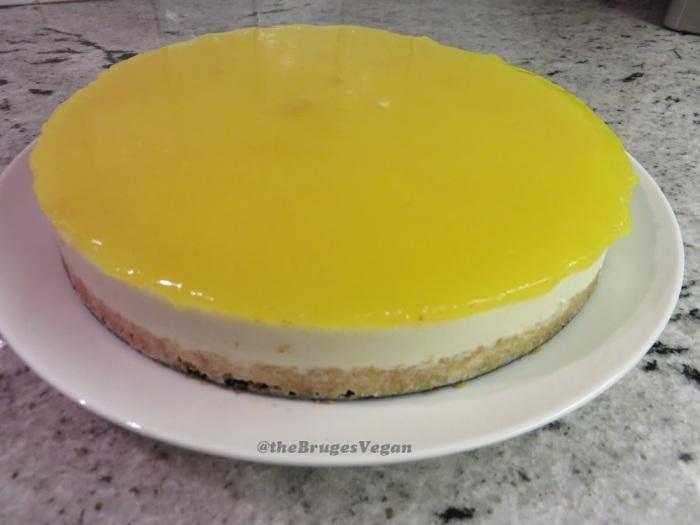 citroen mousse taart