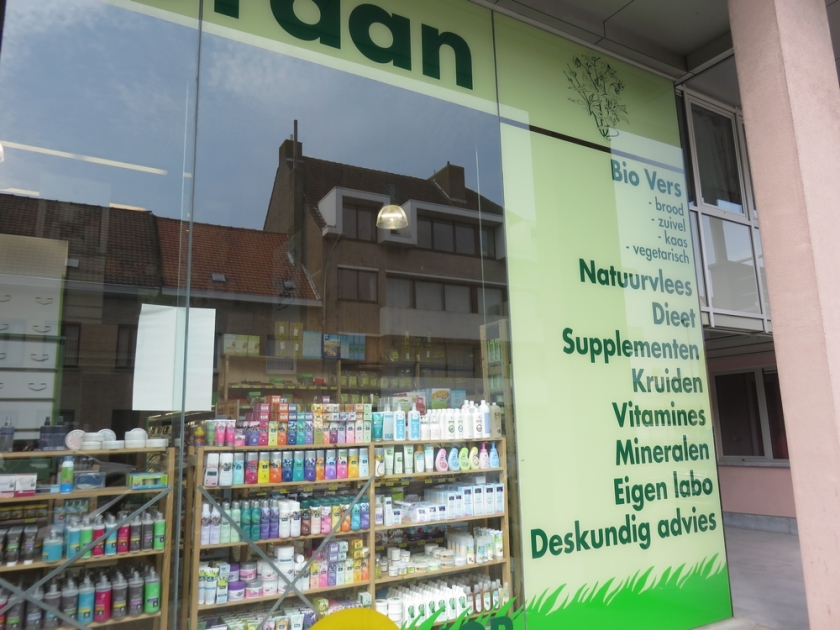shop Mordan2, Ostend
