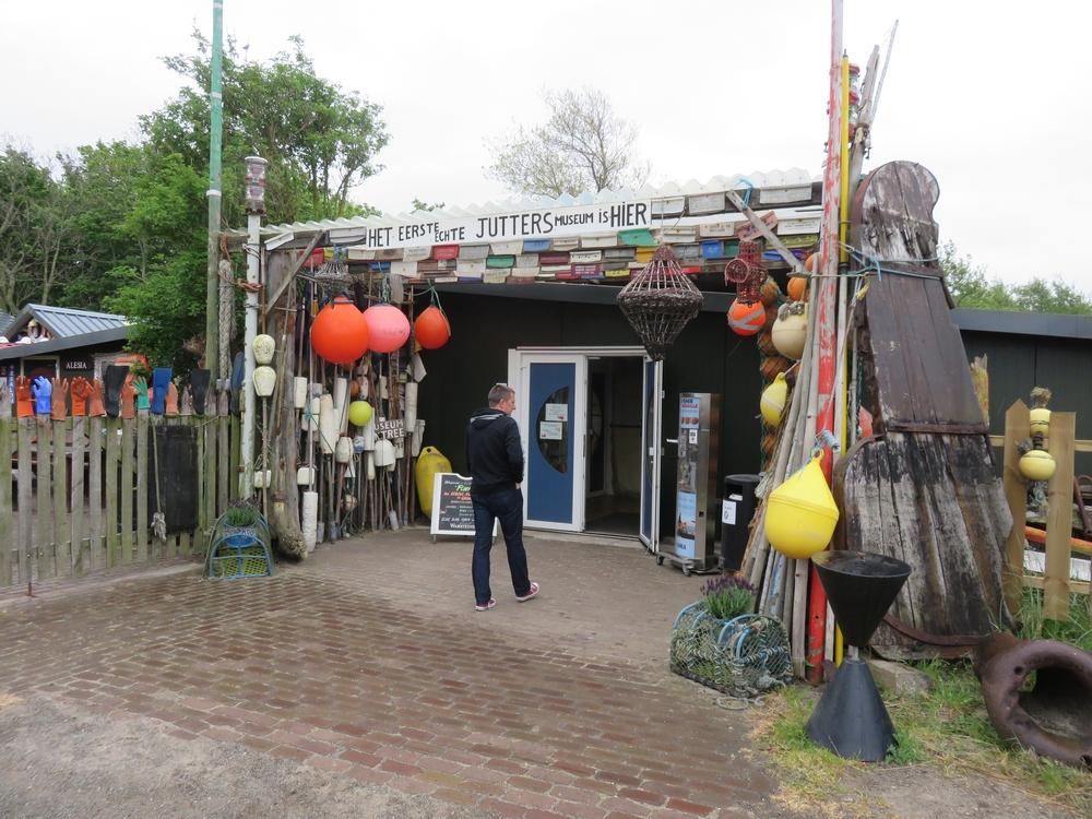 Juttersmuseum, De Koog, Texel