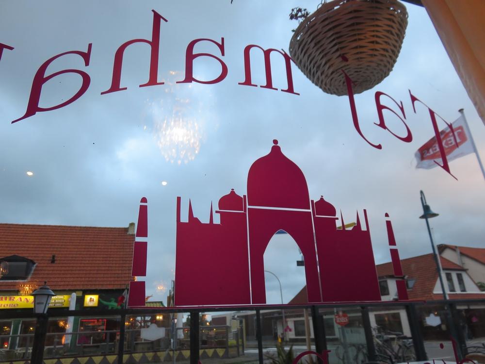 restaurant Taj Mahal, De Koog, Texel (NL)
