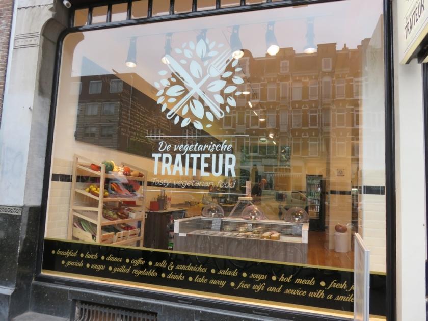 De vegetarische traiteur, Amsterdam