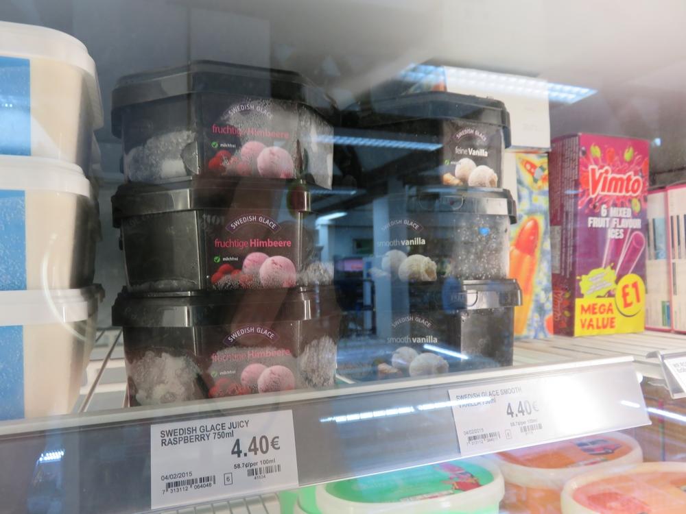 Icecream! Too far away too take any home though