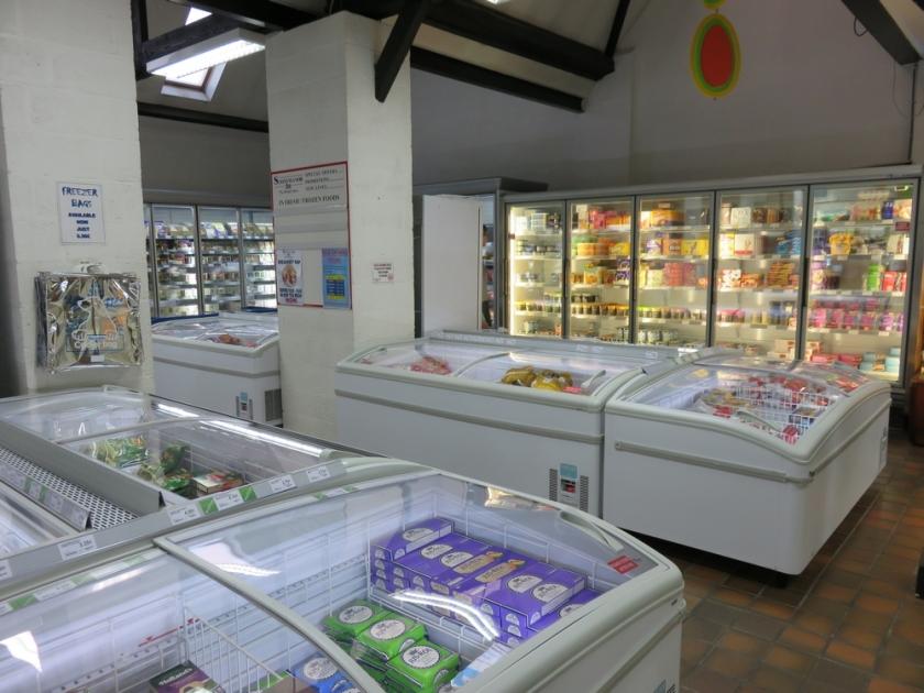 A look inside British shop Stonemanor, Everberg