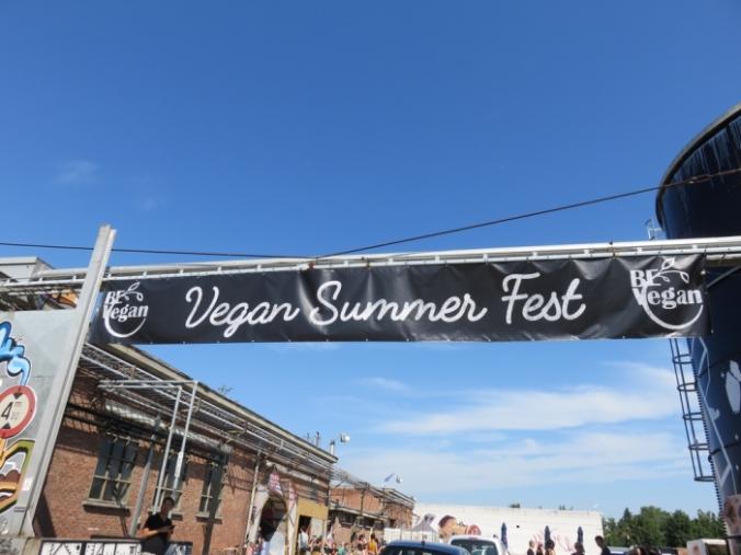 vegan Summer Fest, KerkGent, gentbrugge, August 23, 2015