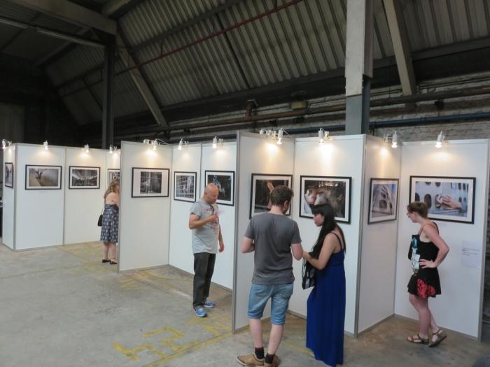 Photo exhibit from Jo An McArthur