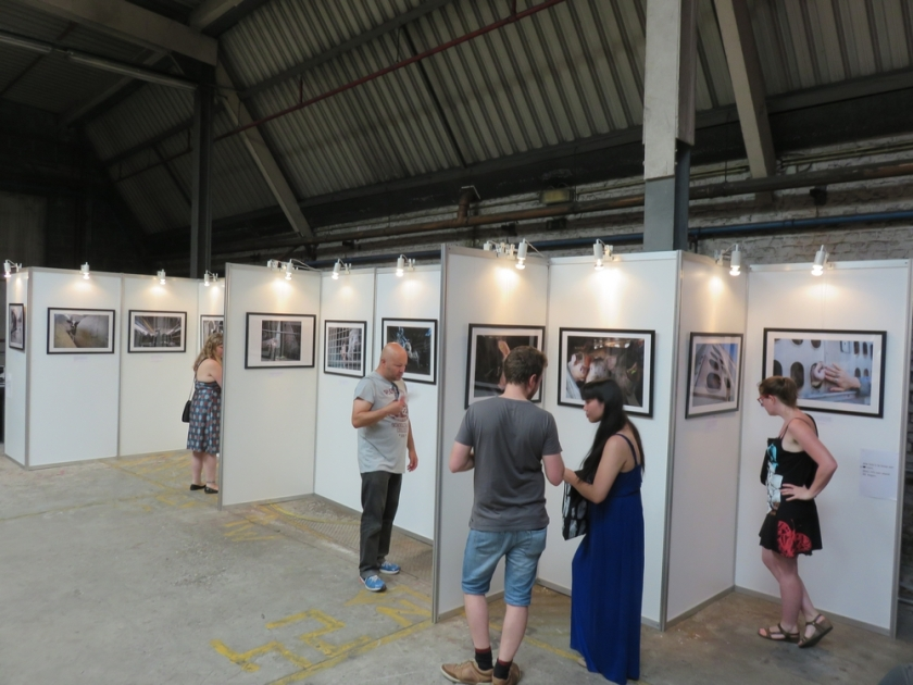 Photo exhibit from Jo An McArthur
