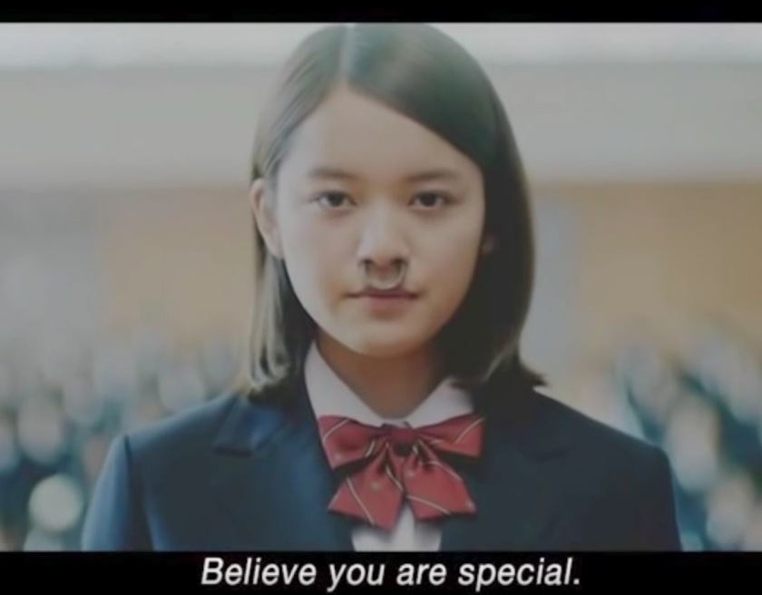 Bleive you are special