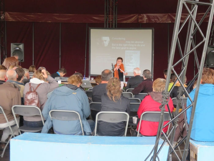 Conference on Food production, Fair Festival Ghent