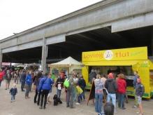 foodstalls at Fair Festival, Ghent