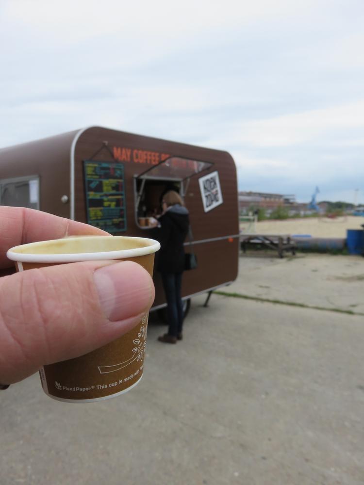 coffee from Koek & Zopie