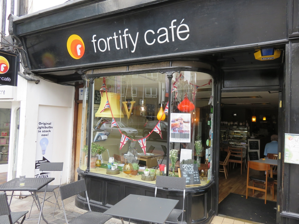 Fortify Café, Maidstone, UK