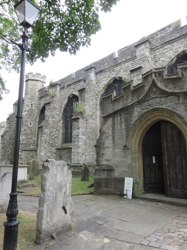 Church in Maidstone, UK