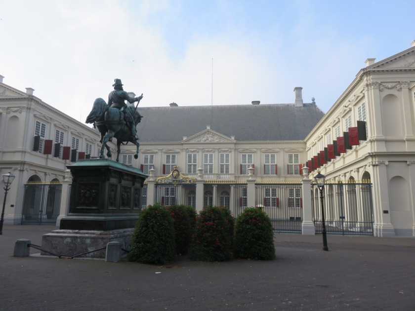 Royal Palais Noordeinde, The Hague, Netherlands