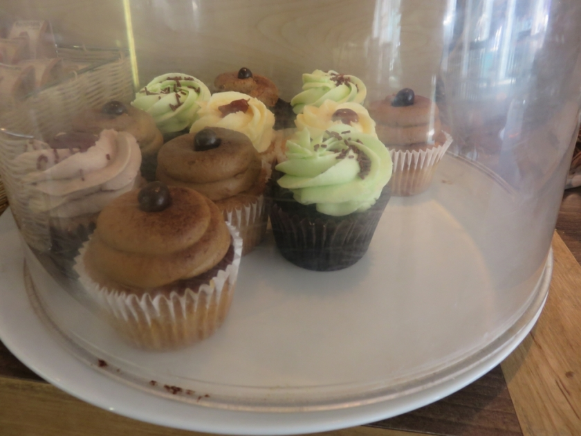 cupcakes, VBites, Brighton