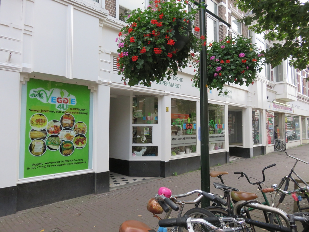 Veggie4U, The Hague, The Netherlands