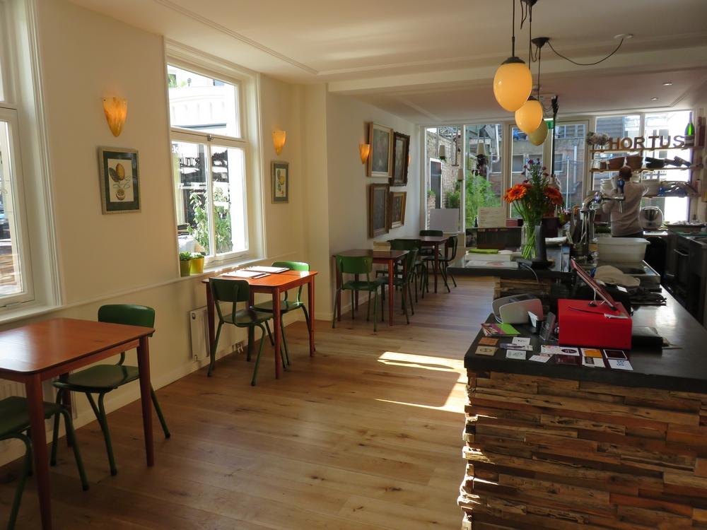 Interior restaurant Horsus, The Hague
