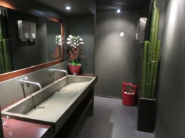 Little Asia, toilets, downstairs
