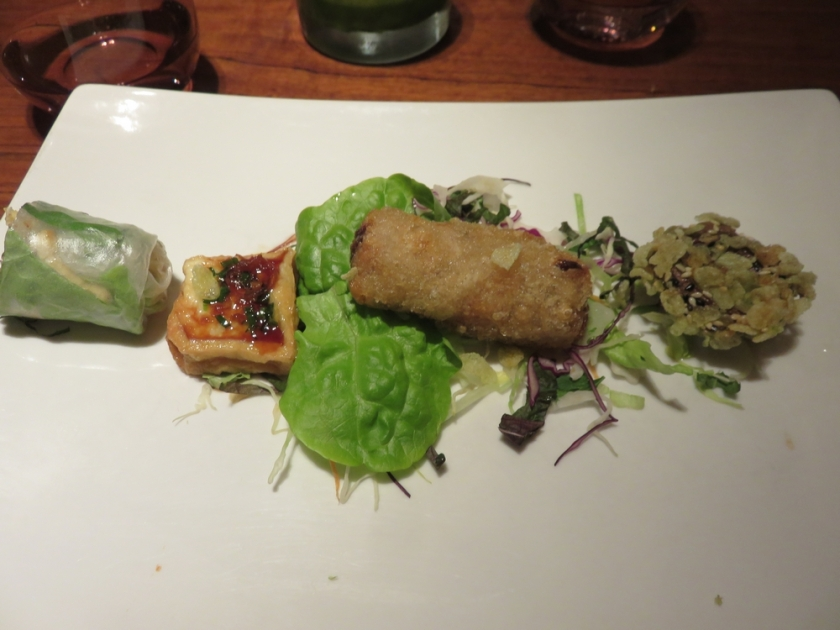 Starter, Little Asia, Brussels
