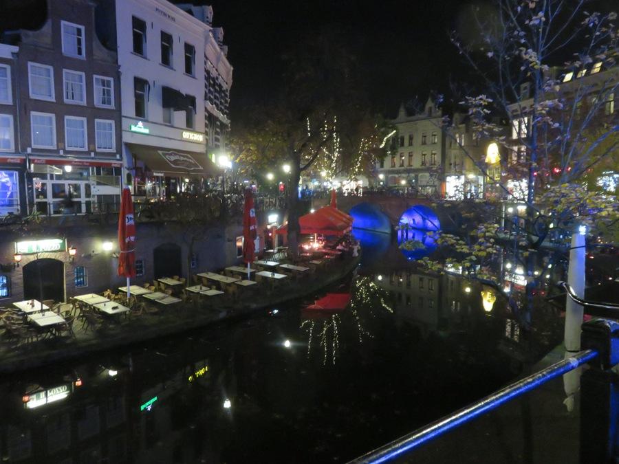 Utrecht (NL), canals