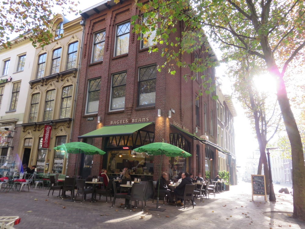 Bagels & Beans, Utrecht, The Netherlands