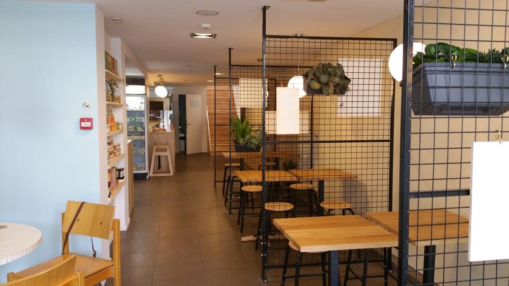 Veganerie, Louvain, Interior